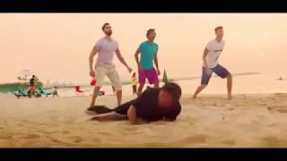 Download Sakhruh Khan surprised in Dubai