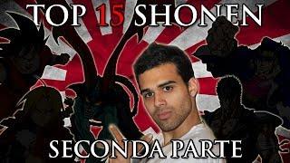 Top 15 Shōnen - Parte 2 di 3