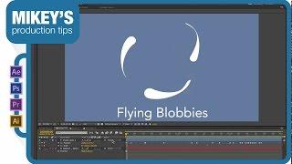 Flying Blobbies: Mikey's twist