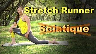 Routine de stretch anti sciatique (névralgie) spécial runner