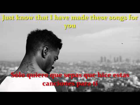 The Prayer - Kid Cudi (Lyrics - sub. Español)