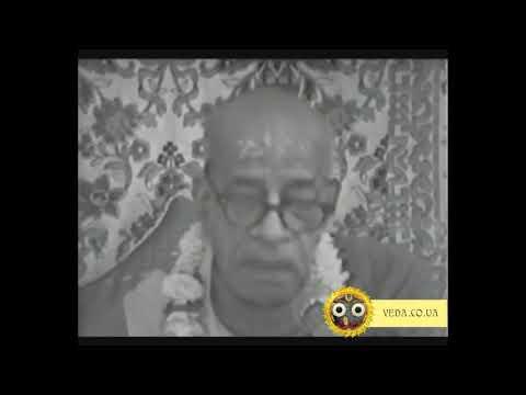 Шримад Бхагаватам 1.8.21 - Шрила Прабхупада