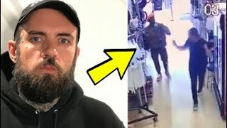 Adam22 Gets ROBBED TWICE in 3 DAYS at the No Jumper Store