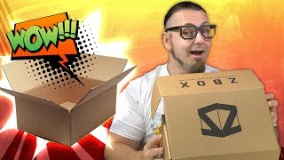 Was steckt drin? 🎁 ZAVVI ZBOX 06/2018 [Technik, German, Deutsch]