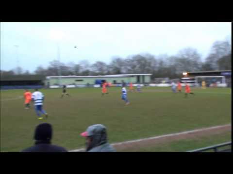 Oxford City v Dartford Goals