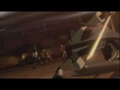 Naruto Shippuden Ultimate Ninja Storm 2 Boss battle: Sasuke HD |