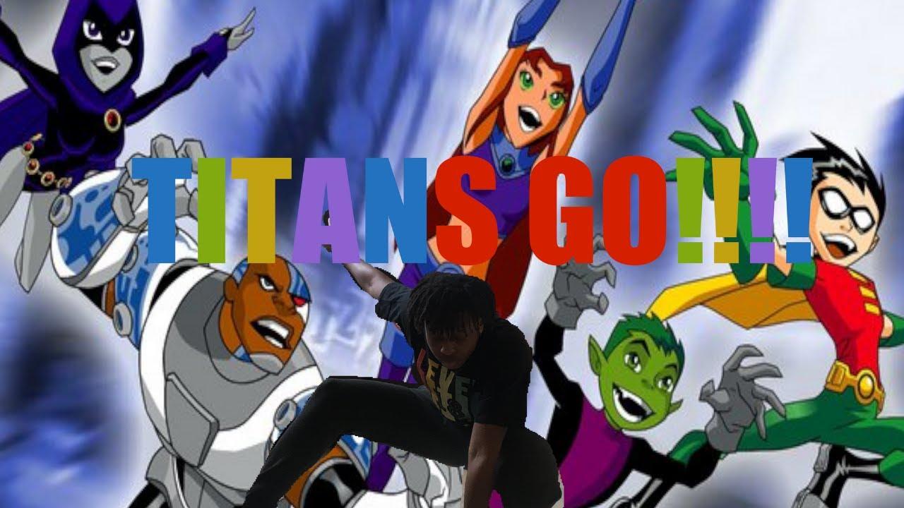 Teen titans maxplay