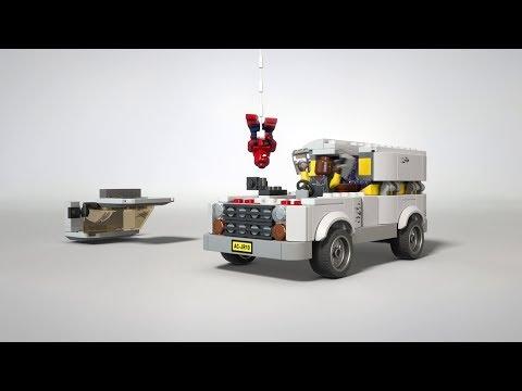Beware the Vulture! - LEGO Marvel Super Heroes - 76083 - Mini Movie