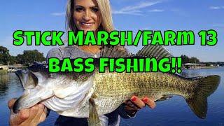 Stick Marsh Bass Fishing - Farm 13