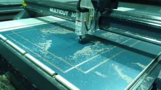 Фигурный раскрой АКП 3 мм , для изготовления рекламного светового короба(, 2016-01-18T18:26:49.000Z)
