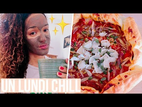 Une journée chill mais productive | Cleaning, meal prep & so