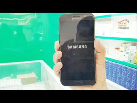 Hard Reset Samsung Galaxy A7 2017