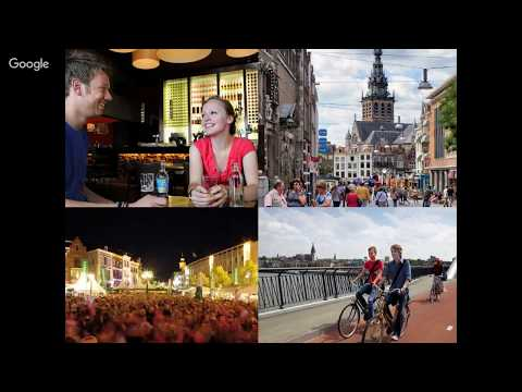 Radboud University webinar about Master studies