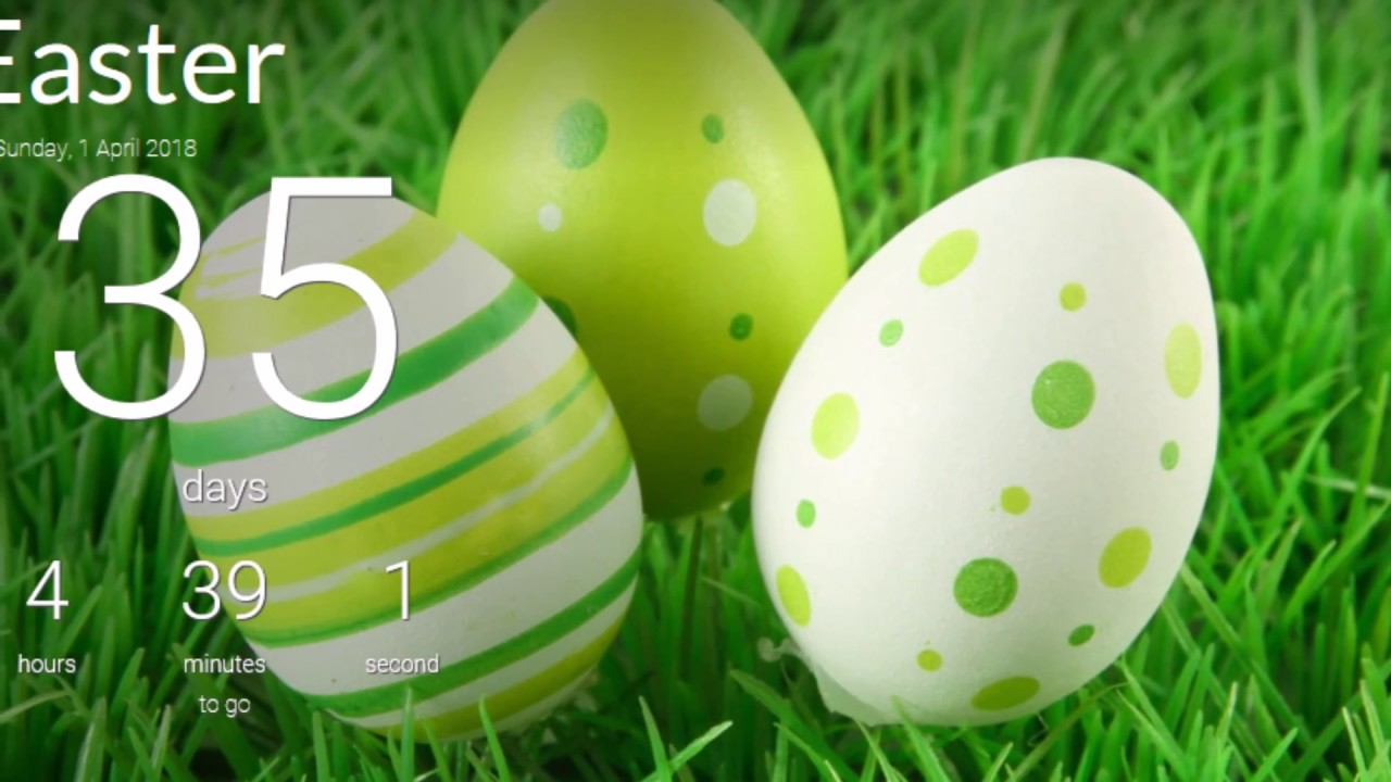 How Many Days Till Christmas 2019 Meme.How Many Days Until Easter