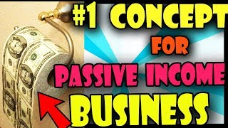 E1| How To Set Up A Passive Income Business ??!!