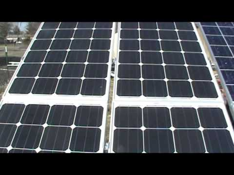 HIgh Tech Solar INC Solar Panel review and install