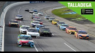 Full Race Replay: 1000Bulbs.com 500 from Talladega Superspeedway