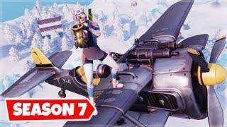 ✅Fortnite: SEASON 7 RIP INFINITY BLADE! // SQUADS // (iOS, Android, Xbox, PS4, Switch!)