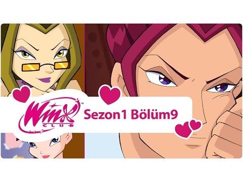 Winx Club - Sezon 1 Bölüm 9 - Daphne Kim?