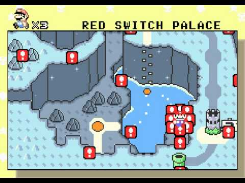 Super Mario World Super Mario Advance 2 Vanilla Dome 1 2 Secrets
