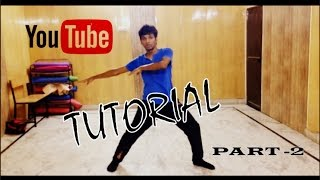 How to Dance | Tutorial no. 5 | Sun Saathiya part 2nd | BOLLYWOOD CONTEMPORARY