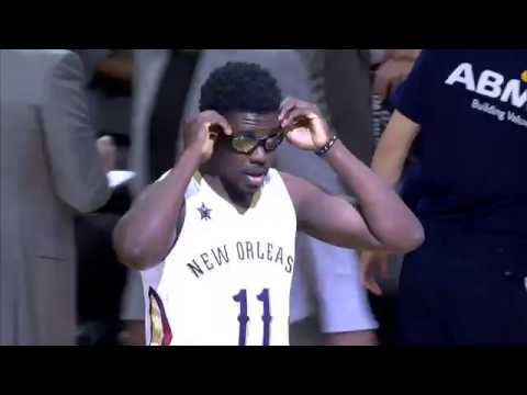 Jrue Holiday Makes Return to Pelicans l 11.18.16