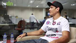 Após vitória no Shooto 74 Carlos Oliveira comemora boa fase