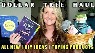 Dollar Tree Haul | All New| DIY Ideas | Trying Products | May 17