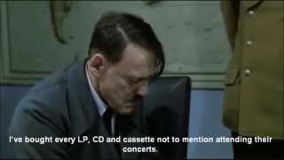"Hitler Reacts To Kanye West's ""Bohemian Rhapsody"" Cover At Glastonbury 2015"