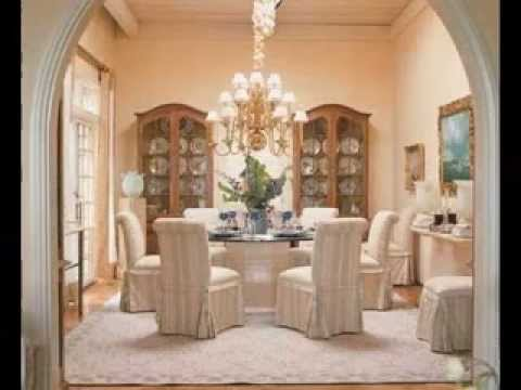 DIY Dining Room Table Centerpiece Decorating Ideas   YouTube