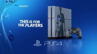 UNCHARTED 4: A Thiefs End - Limited Edition PS4