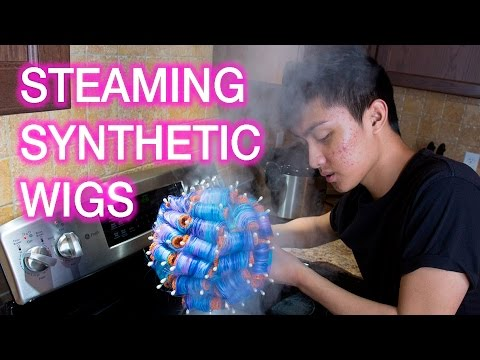 Quick Tip: Steaming Wigs Without A Steamer