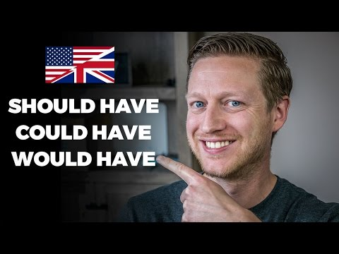SHOULD HAVE, COULD HAVE, WOULD HAVE: Explanation & Lots of Examples | Advanced English Grammar
