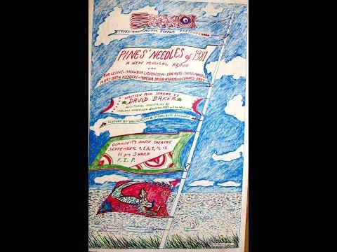 Pines Needles 1981   Leonard Frey