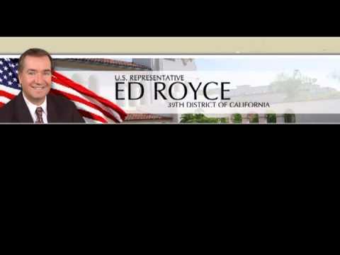千楓公視_Ed Royce 傳統基金會演講_錄音檔