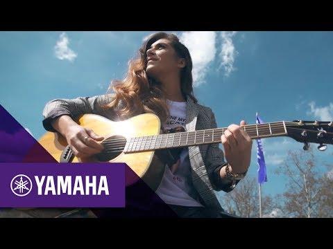 Passion for Music: Musician Profile (Parisa Tarjomani) |Musikmesse 2018 | Yamaha Music