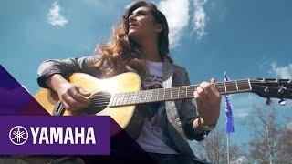 Passion for Music: Musician Profile - Parisa Tarjomani | Musikmesse 2018 | Yamaha Music