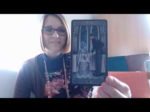 490  REVIEW du GHOST TAROT de Davide Corsi Lo Scarabeo