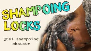 LOCKS SHAMPOING : Le meilleur shampoing sans résidus et naturel ! ____ #DREADLOCKS #locks #SHAMPOING