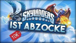 SKYLANDERS - Der Fall der Abzocke