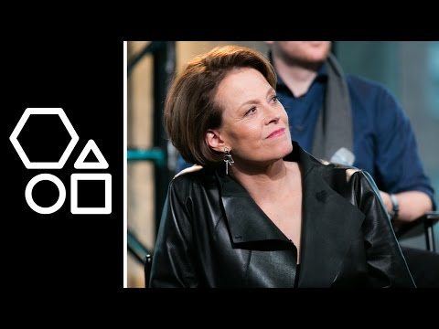 Sigourney Weaver Wants You To Watch 'Chappie'  AOL BUILD