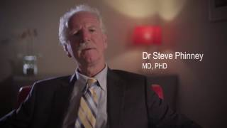 Dr Steve Phinney Interview at the LCHF Convention Cape Town