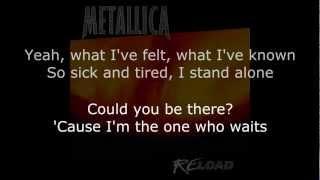 Metallica - The Unforgiven II Lyrics (HD)