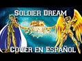 saint seiya soul of gold opening soldier dream español latino