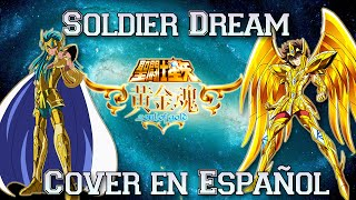 "Saint Seiya Soul of Gold Opening ""Soldier Dream"" (Español Latino)"