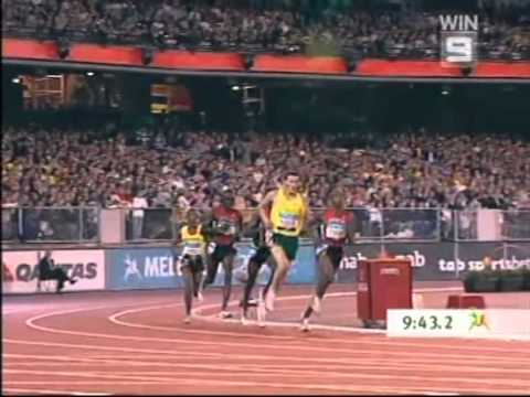 2006 Commonwealth Games Mens 5000m Final