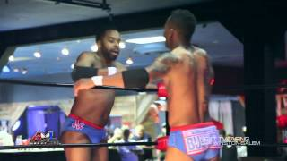 AML Wrestling TV S1E11: The Hooligans vs Washington Bullets
