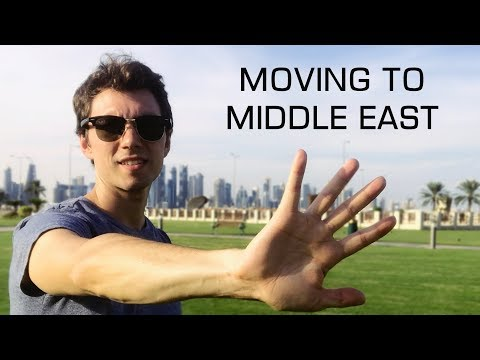 5 Things To Know Before Moving To The Middle East