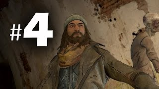 The Walking Dead Season 3 A New Frontier Episode 2 Gameplay Walkthrough Part 4 - Ties That Bind