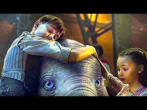 Disney's DUMBO Movie Trailer (Live Action Film) Tim Burton – 2019